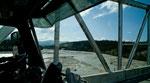 Tanana River mit seiner Stahlbrücke