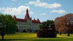 Die ist kein Schloss sondern eins der Gefängnisse von Kingston