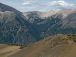 The Wallowa mountains