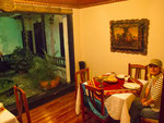 "....das Restaurant im ""Hotel Camino Real""...."