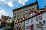 ...der Hradschin (Prager Burg)...