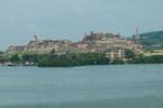 "....das riesige Fort ""San Felipe""....."