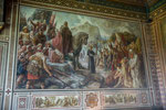 ...great historical wall paintings in the Emperors Meeting Room...