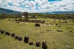 """das kolumbianische """"Stonehenge"""" der Muisca Indianer….."""
