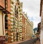 Das historische Zentrum hat sehr viele architektonische Facetten…..