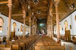 .....die Kathedrale mit ganz viel Holz.....