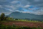 Die Strecke von Zipaquira nach Mongui ist landschaftlich sehr schön....