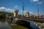 ...die Legii Brücke...
