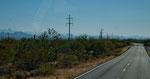 """Teilweise geteert und teilweise """"gravel road"""" aber wunderschön"""