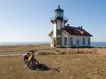lighthouse between Caspar and Mendocino....
