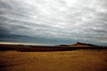 ....die Wüste bietet stündlich andere Farben und Stimmungen....