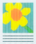 Flower - 32 x 26 cm