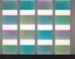 Manifold:0015 - acrylic on acrylic sheet - 60 x 75 cm