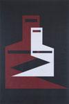 Spanish House - 150 x 100 cm