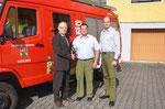 Hans Löckinger (Raika), HBI Hellwagner Johannes, OBI Gadermair Andreas