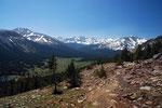 Tioga Road, Yosemite NP