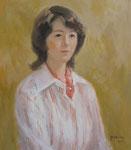 T夫人(2010)  12号油彩
