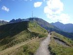 Kleinwalsertal, Bergbahnticket inklusive, Kanzelwandbahn, Wandern, Sommerurlaub,