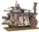 Tank à vapeur