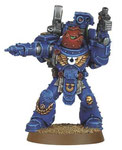 Cmd Space Marine Chronus