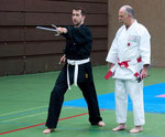 Sensei Prof.Dr.med. Kogel 6.DAN Karate-Do Renshi, 5.DAN Kobudo u.a.