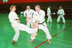 Sabine Walter 3.DAN Karate-Do links