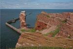 Die Lange Anna das Wahrzeichen von Helgoland
