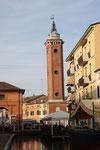 Turm in Camacchio