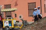 Policia in Comacchio