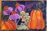 Pumpkin Patch at Night, available as a kit with pattern.