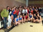 Training Camp con la nazionale Olandese