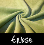 Polar Fleece Erbse
