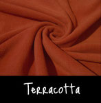 Polar Fleece - Thermoeffekt (Terracotta)