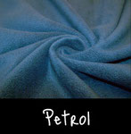 Polar Fleece - Thermoeffekt (Petrol)