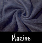 Polar Fleece - Thermoeffekt (Marine)