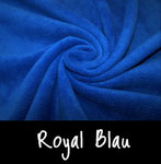 Polar Fleece - Thermoeffekt (Royal Blau)