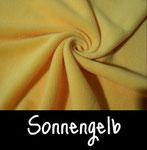Polar Fleece Sonnengelb