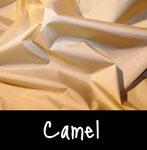 Anorakstoff - Nylon (leicht wasserabweisend) Camel