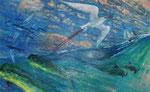 「大洋の夢」M50 油彩 2010