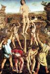 martyr de st Sébastien - Antonio del Pollaiuolo  1474