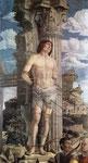 Le Martyre de Saint Sébastien  - Andrea Mantega - 15ème siècle - Musée du Louvre