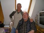 Mäcky,.. mein ältester Freund (2009 75 Jahre jung)