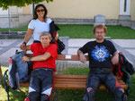 Fidi,Reini und Toni