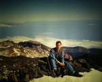 Kurze Rast am Teide