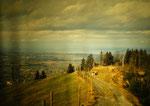 Hausbergblick zum Bodensee