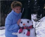 Ingrid, meine Brieffreundin  aus der alten Heimat