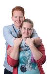 Modellen: Kyra en Ryan van Vliet