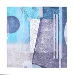 Frivolités I, 2013, relief, 38,5 X 38 cm