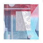 Girandol, 2013, relief, 38,5 X 38 cm