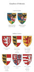 Kingdom of Bohemia (Königreich Böhmen)
